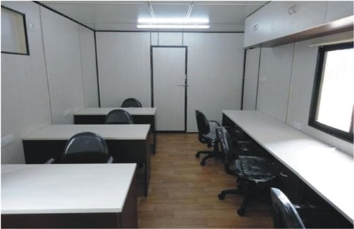 Portabe office Cabins