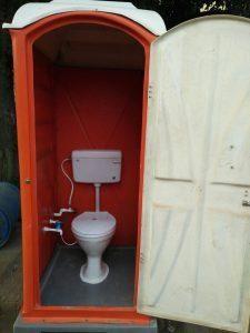 SAMAN PVC Toilet Western Style