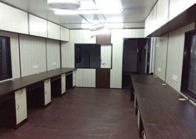 OFFICE CABIN INTERIOR