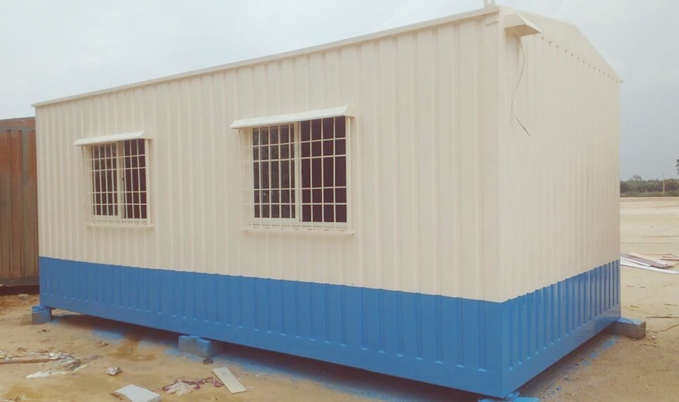 Office cabins manufacturer