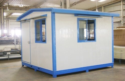 PVC Security Cabins