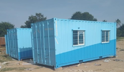 saman cargo office cabin picture