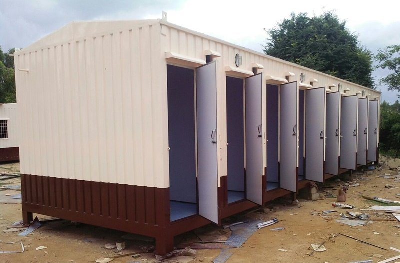 saman portable toilets cabin