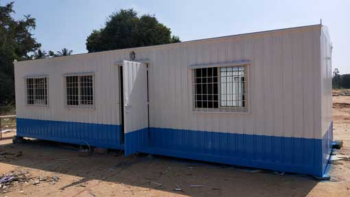 Container homes for rent