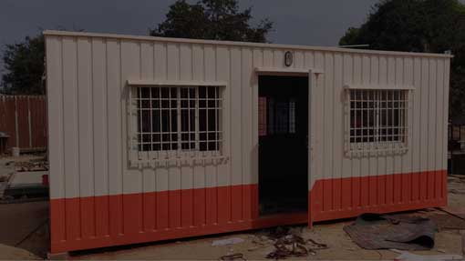 Portable cabin for sales